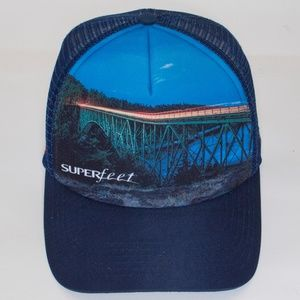 Boco Gear Superfeet Trucker Hat